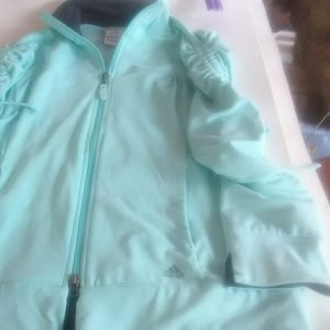 Adidas Light Mint Large Jacket